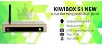 Android Tivibox Kiwi S1 New tặng gói bảo hành Vàng 12 tháng 1 đổi 1