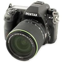 Máy ảnh Pentax K-3 Lens kit 18-135mm