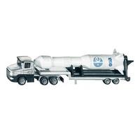Mô hình xe Siku Blister 16 - Xe tải sàn thấp và tên lửa 1614