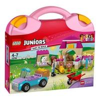 Đồ chơi Lego Juniors 10746 - Vali nông trại của Mia