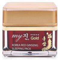 Mặt Nạ Ngủ Hồng Sâm My Jin Gold Red Ginseng Sleeping Pack 50ml