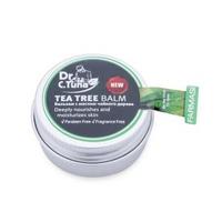 Sáp Dưỡng Ẩm Farmasi Cho Môi Khô, Da Tay, Gót Chân Chiết Xuất tinh dầu cây trà Úc 15ml