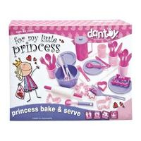 Đồ chơi Dantoy Bộ làm bánh công chúa