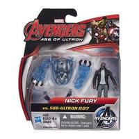 Mô hình nhân vật Avengers - Nick Fury và Sub Ultron 007 B1488/B0423