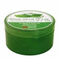 Gel dưỡng da lô hội SNP Aloe Vera 97% Soothing Gel 300g