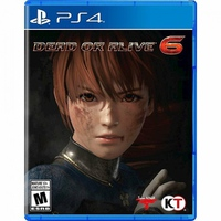 ĐĨA GAME Ps4 Dead or Alive 6