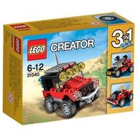 Mô Hình LEGO Creator 31040 Xe Đua Sa Mạc