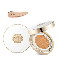 Phấn Nước TheFaceShop Miracle Finish CC Ultra Moist Cushion SPF50+ PA+++