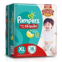 Tã quần Pampers XL18 (12-17kg)
