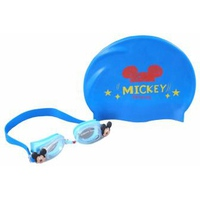 Bộ Nón Bơi Và Kiếng Bơi Disney Apperal DE4007