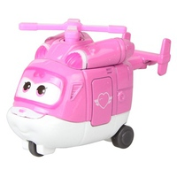 Đồ chơi Super Wings YW710014 - Máy bay mini Dizzy Lốc Xoáy