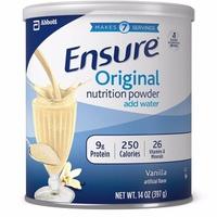 Sữa Ensure Original Nutrition Powder 397g