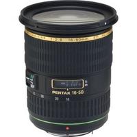 Ống kính Pentax DA 16-50mm F2.8 ED AL IF SDM