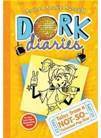 Dork Diaries - Talented Pop Star
