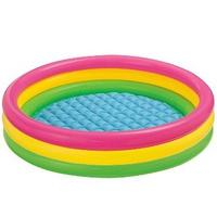 Bể bơi Intex cầu vồng 3 tầng