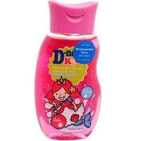 Sữa tắm gội toàn thân D-nee Kids (Hồng)