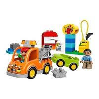 Mô Hình LEGO DUPLO 10816 - Ô Tô Đầu Tiên Của Bé