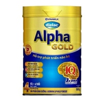 SỮA DIELAC ALPHA GOLD SỐ 4 900G 2-6 TUỔI