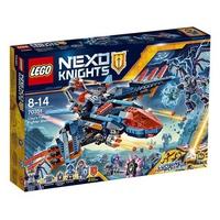Mô Hình Lego Nexo Knights 70351 - Cỗ Máy Đại Bàng Của Clay