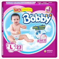 Tã dán Bobby L23 (9-13kg)