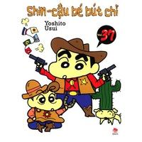 Shin - Cậu Bé Bút Chì (Hoạt Hình Màu) : Tập 36-40
