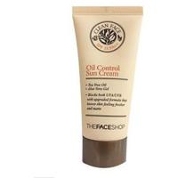 Kem Chống Nắng Kiểm Soát Dầu TheFaceShop Clean Face Oil Control Sun Cream SPF35 PA+++ 50ml
