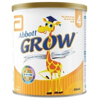 SỮA ABBOTT GROW SỐ 4 400G 3-6 TUỔI