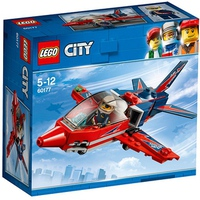 Mô hình LEGO city 60177 - Phi Cơ Biểu Diễn Trên Không