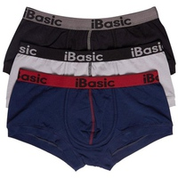 Quần Lót Nam Boxer Brief Ibasic VM025