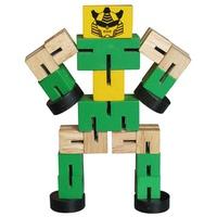 Đồ chơi gỗ Winwintoys 60052 - Luồn thun Robo