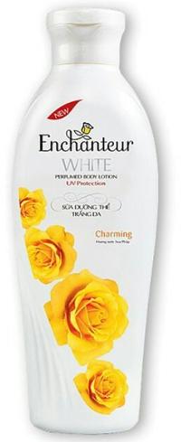 Sữa dưỡng thể trắng da Enchanteur 200g