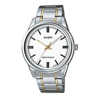 Đồng hồ nam dây thép không gỉ Casio MTP-V005SG-7AUDF