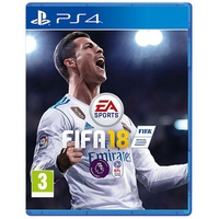 Đĩa Game Sony FiFa18 PS4