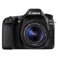 Máy ảnh Canon EOS 80D Kit 18-55mm