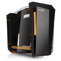 Case In-Win S-Frame Black/Gold Limited Edition