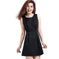 Đầm Xếp Ly Eo Hity DRE023