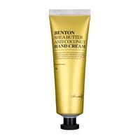 Kem dưỡng da tay mềm mịn Benton Shea Butter and Coconut Hand Cream 50g