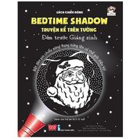 Sách Chiếu Bóng - Bedtime Shadow - Đêm Trước Giáng Sinh