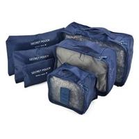 Bộ 6 Túi Đựng Đồ Du Lịch Chống Thấm Bag in Bag