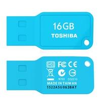 USB Toshiba 16GB Mikawa