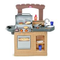 Đồ chơi nhà bếp Little Tikes Hình lò nướng BBQ LT-633911M