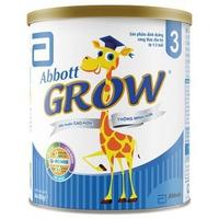 Sữa Abbott Grow 3 400g 1-3 tuổi