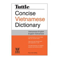 Tuttle Concise - Vietnamese Dictionary