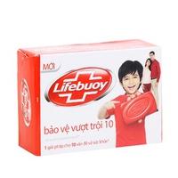 Xà bông Lifebuoy bảo vệ vượt trội 10