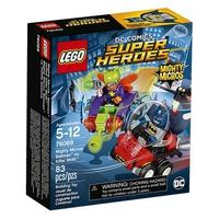 Mô Hình Lego Super Heroes 76069 - Người Dơi Đại Chiến Killer Moth