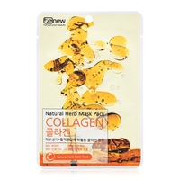 Mặt nạ Collagen Benew Natural Herb Mask Pack Collagen