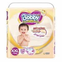 Tã dán Bobby Extra Soft Dry XXL24 (trên 16kg)