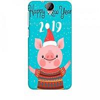 Ốp lưng dành cho điện thoại HTC E9 Heo Xuân Dễ Thương