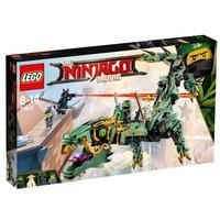 Mô hình Lego Ninjago 70612 - Rồng Máy Xanh Lá Cây