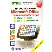 Tin Học Văn Phòng Microsoft Office Dành Cho Người Tự Học